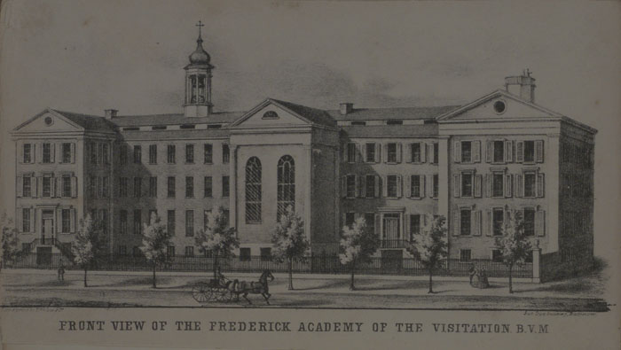 Visitation Academy Building