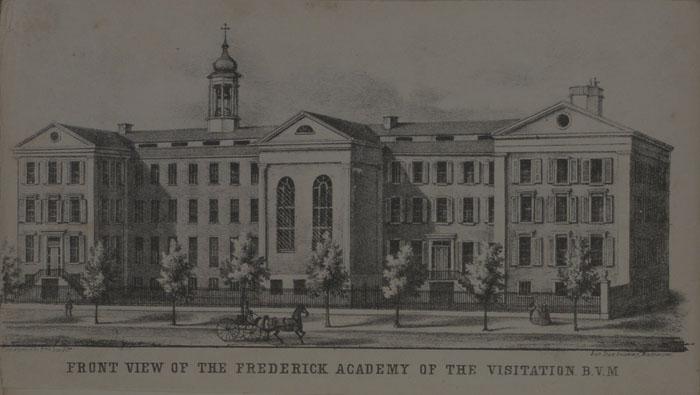 Visitation Academy Building